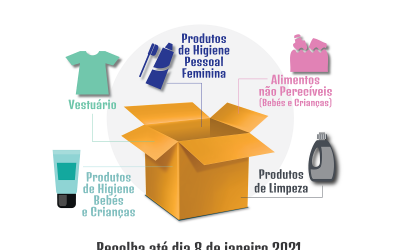 RECOLHA DE DONATIVOS